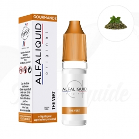 Thé Vert AlfaLiquid e-liquide