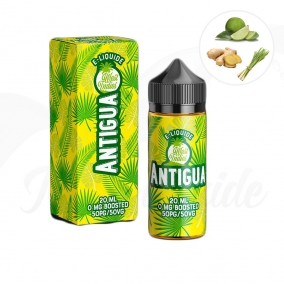 Antigua 20 ml Shake N Vape West Indies